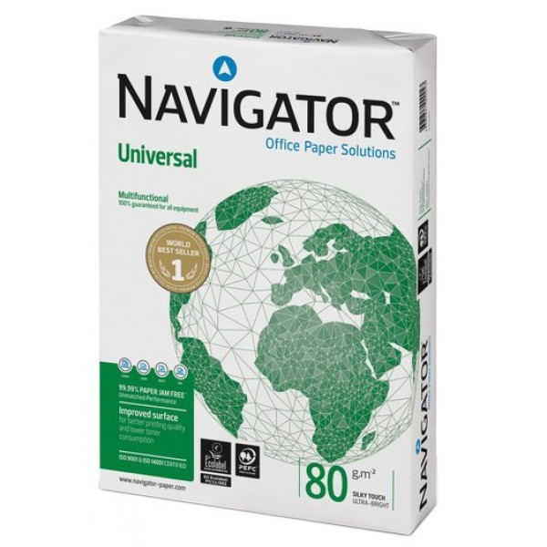 Navigator 25 - carta universale A4